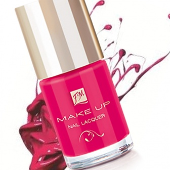 Nail Lacquer Gel Finish